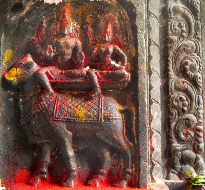 Chidambaram. Gauri-Maheshvara