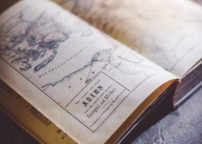 Old-travel-book